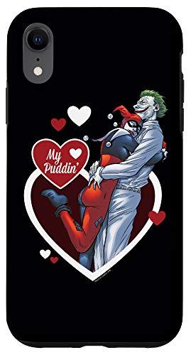iPhone XR Harley Quinn My Puddin