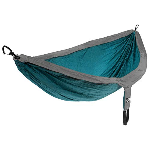 ENO, Eagles Nest Outfitters DoubleNest Lightweight Camping Hammock, 1 to 2 Person, Special Edition Colors, ATC