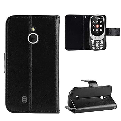 Oujiet-eu HF Custodia per Nokia 3310 3G 4 Custodia Case Cover