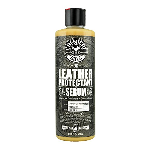 Chemical Guys SPI_111_16 Leather Protectant, Dry-to-The-Touch Serum, 16 Oz