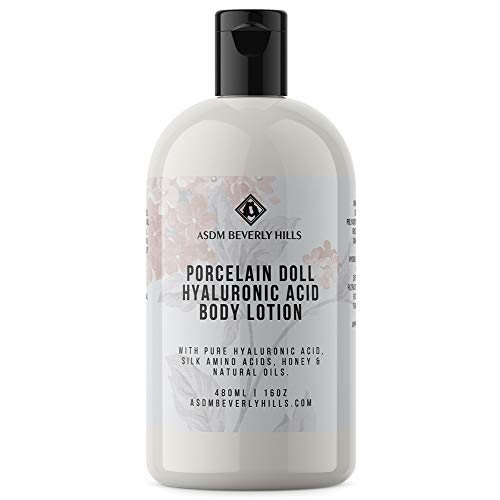 ASDM Beverly Hills 15% Glycolic Body Lotion For Unisex Adults, White, Unscented, 16 Ounces- 1 PC