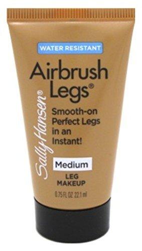 Sally Hansen Airbrush Legs Medium 0.75oz Tubo, dimensioni da viaggio
