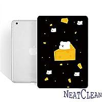 NeatClean ipad mini4 ケース かわいい かっこいい 耐衝撃 魅力的 アイパッドケース 三つ折り ipad 9.7 ケース pencil収納 iPad 第六世代 9.7 インチ ケース 2018 iPad 第五世代 9.7 インチ ケース 2017 ipad air10.5 ケース Air3ケース Air2ケース Airケース 手帳型 iPad mini5ケース mini4ケース mini3ケース mini2ケース miniケース アイパッドカバー ipad pro11 ケース ペンシル ipad pro10.5 ケース おしゃれ ipad 9.7 ケース ペンシル収納 可愛い クマ柄 おもしろい 子供用 クマ ケーキ(iPad mini4,a柄)
