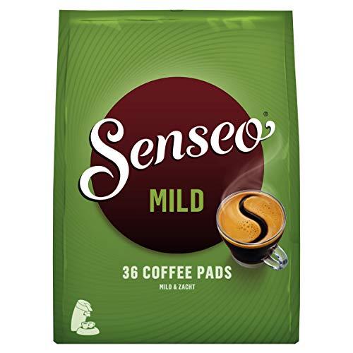 Senseo Mild Koffiepads, 10 x 36 Pads