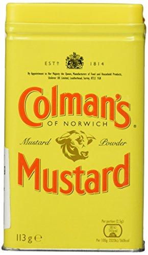 Colman's Original English Mustard Powder (1 x 113g)