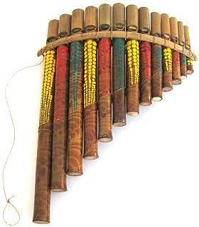 Panflute Pan Flute, Panpipes Percussion Woodwind Instrument - NICE SOUND - Jive Brand