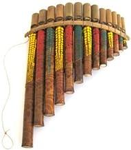 Pan Flute Pan Flute، Panpipes سمبل ابزار Woodwind - SOUND NICE - نام تجاری جیبی