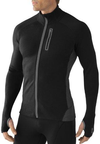 Smartwool TML Light Veste zippée pour Homme S Noir