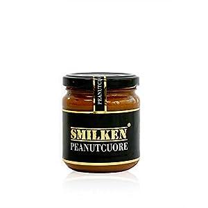 SMILKEN - Peanutcuore, dulce de leche con corazón de crema de cacahuete - 250g