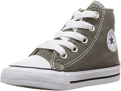 Converse AS Hi Can, Zapatillas Unisex infantil, Gris, 27