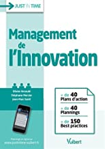 Management de l'innovation : + de 40 plans d'action & plannings et + de 150 best practices