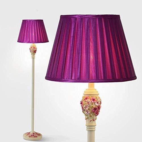 Busirsiz Llevó la lámpara de piso europea, moderna simple lámpara de pie, creativo dormitorio decorado lámpara de pie, Sala de estar Estudio sobre el papel caliente de la lámpara de noche de iluminaci