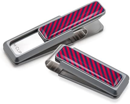 M-CLIP Team Stripes Money Clip Cash Holder Credit and Card Min Now free shipping gift