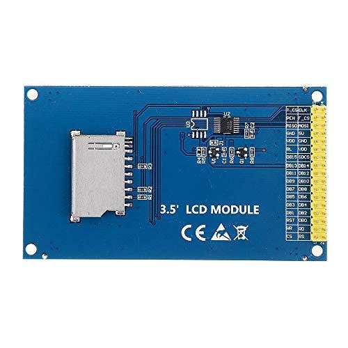 PULLEY -L Módulo de pantalla LCD TFT HD de 2,8 pulgadas/3,5 pulgadas con sensor táctil 320 x 240 480 x 320 L (color: 3,5 pulgadas)