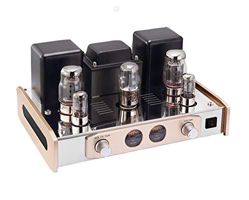 Reisong - A20 Hi-Fi Intergrated Amplifier KT88 Tube Single-end Class A 4ND VU Meter