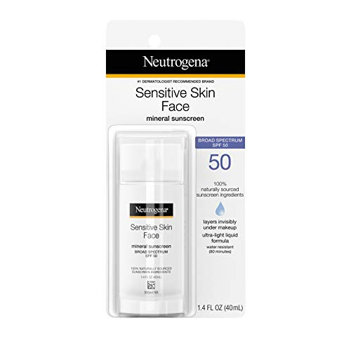 Neutrogena Pure and Free Liquid, SPF 50, 40 ml