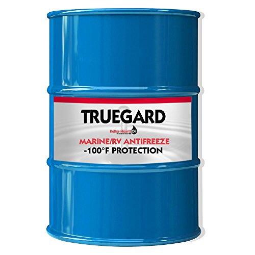 TRUEGARD Marine RV - 100 Antifreeze: 55 Gallon Drum