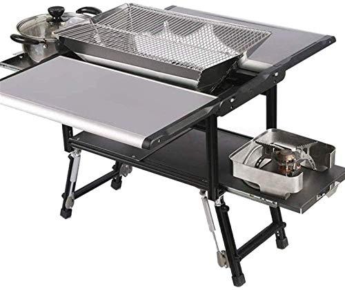 Portable Barbecue Drill