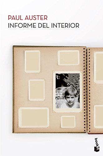 Informe del interior (Biblioteca Paul Auster)