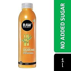 Raw Pressery Juice, Sugarcane, 1L