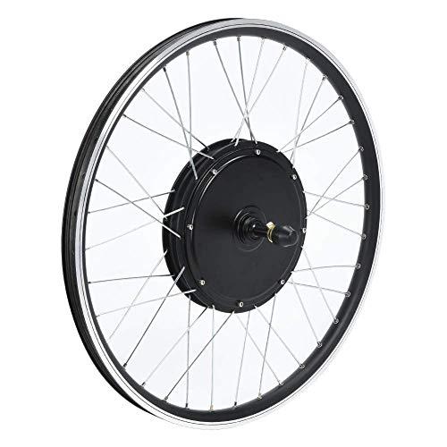 Ebike 48V 500W Motor 700C Rueda KT-LCD5 Medidor Bicicleta Convertir en Kit de Bicicleta eléctrica(for Front Drive)