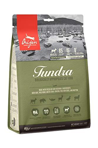 Orijen Katzenfutter Tundra (getreidefrei) - 340 g