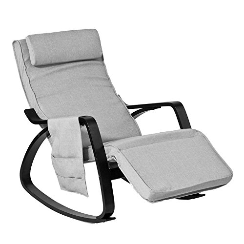 SoBuy New Relax Rocking Chair Lounge Chair