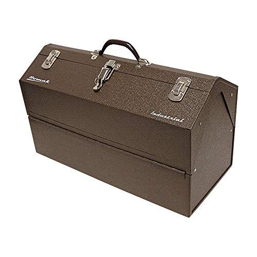Homak Industrial Grade Portable Cantilever Steel Toolbox