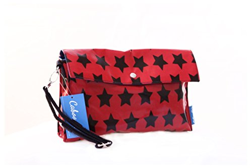 Caboodle Travel Portemonnee Racing Rood