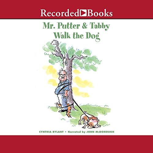 Mr. Putter and Tabby Walk the Dog  By  cover art