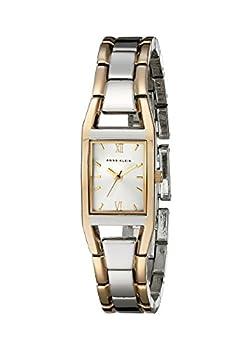 Anne Klein Women s 10-6419SVTT Two-Tone Dress Watch