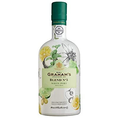 Graham's Blend No. 5 White Port, 75 cl