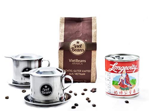 VietBeans Vietnamesisches Kaffee Starterset