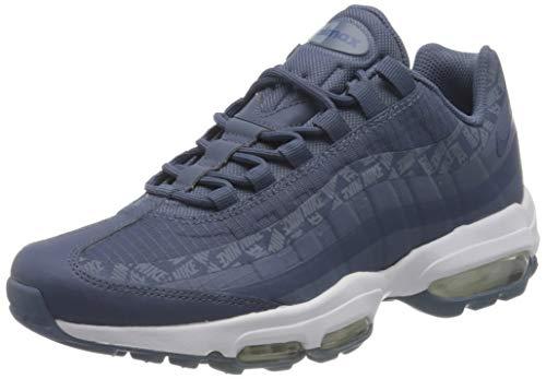 Nike Air MAX 95 Ar4236-400, Zapatillas para Hombre, Azul (Navy Ar4236/400), 40 EU
