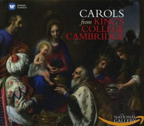 National Gallery Collection-Carols From The Kings (2 CD)
