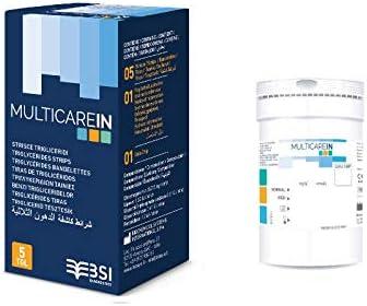 Strisce Nuovo Multicare in Trigliceridi 5 Pz.