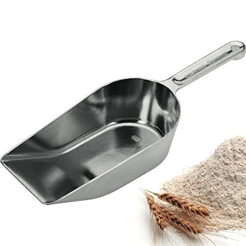 Westmark Abwiegeschaufel, Aluminium, Alu, Volumen: 650 ml