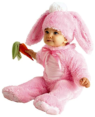 Rubies Costume Co Pink Bunny Infant Costume Size Infant (12-18M) (disfraz)