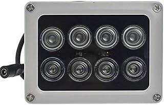 Gesh 8 LEDs Lichte IR Infrarood Nachtzicht Lamp voor CCTV Beveiligingscamera's