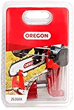 Oregon 26368A Chainsaw Filing Vise For Sharpening Saw Chain,Red