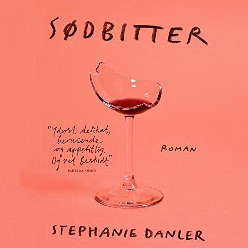Sødbitter audiobook cover art
