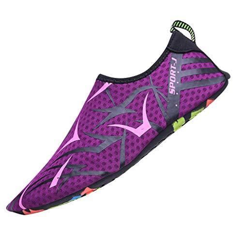 Tongina Calçados Masculinos E Femininos para Esportes Aquáticos Antiderrapantes Descalços Meias de Secagem Rápida Ioga - 42