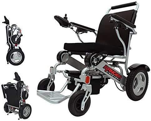 Porto Mobility Ranger D09 XL Wider Seat...