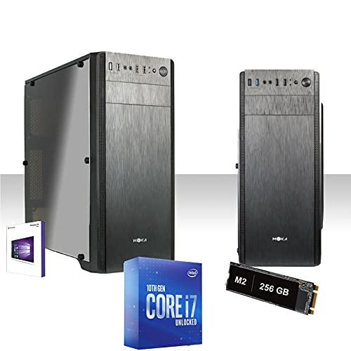 'PC Desktop Gaming Quad Core AMD A107860K 4.0GHz AMD Radeon R7/Licencia Windows 10Professional/Wifi/650W Modular/RAM 8GB 1600MHz/HD 1TB SATA III/Monitor LED 22/Teclado y Ratón LED/Completo
