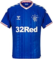 hummel Glasgow Rangers Home Shirt 2019-2020