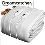 Dreamcatcher King Size Electric Blanket Luxury Polyester, King Size Bed 203 x 152cm