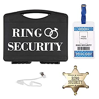 Best ring security wedding Reviews