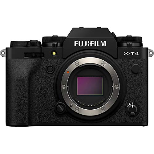 Expert Shield *Levenslange garantie* - DE Screen Protector voor: Fuji X-T4 - GLASS