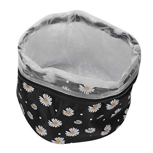 Calienta uniformemente la gorra de SPA para el cabello segura, gorra térmica...