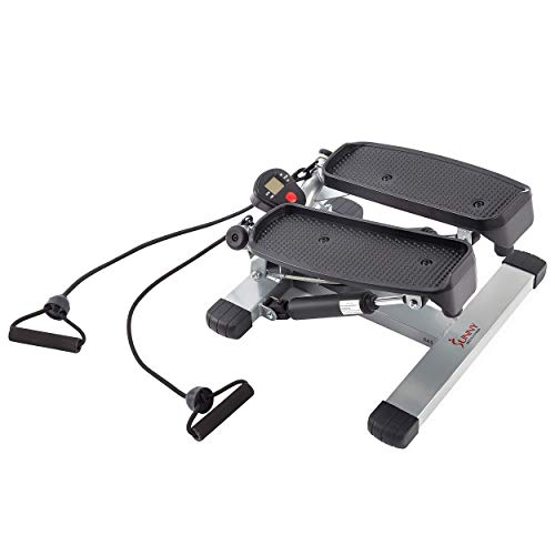 Sunny Health & Fitness Twist Stepper - NO. 045 (Renewed)